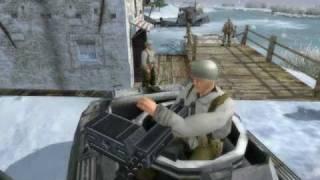 getlinkyoutube.com-Men of War - Sniper Elite