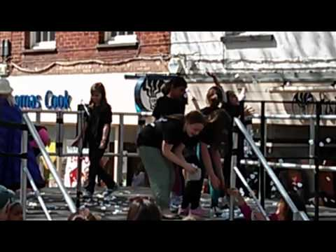 Wokingham's Good Friday Community Play 2014