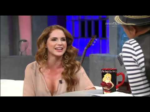 Una actriz y modelo venezolana con gran talento, Maritza Bustamante