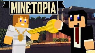"""getlinkyoutube.com-""""GEFELICITEERD MET JE HUIS!"""" - Minetopia - Aflevering 4"""