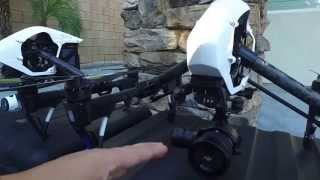 DJI INSPIRE1 PRO vs REGULAR INSPIRE1 Just my thoughts as I test out the OSMO to film this quick clip