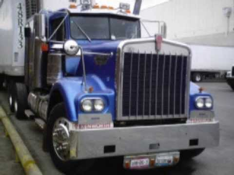 Videos Related To 'kenworth'