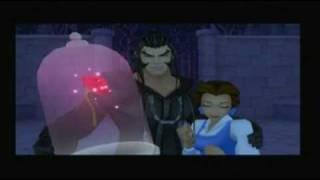 Kingdom Hearts II - Xaldin Battle (Proud Mode)