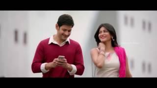 Rozana Song || Mahesh Babu and Shruti Hasan