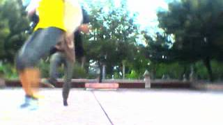 Video Jumpstyle Pertama Gue.. Masih Newbie Banget.. Jangan Lupa Tinggalin WOW-nya Ya.. :D