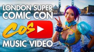 getlinkyoutube.com-London Super Comic Con (LSCC) 2014 - Cosplay Music Video.