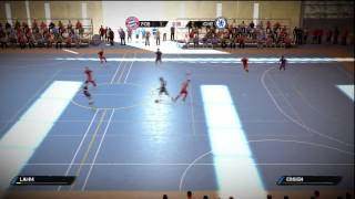 getlinkyoutube.com-FIFA STREET 4 - FUTSAL Bayern Munich VS Chelsea