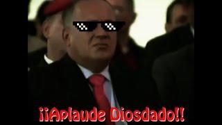 ¡¡Aplaude Diosdado!!