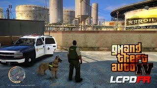 getlinkyoutube.com-GRAND THEFT AUTO IV - LCPDFR - 1.0D - EPiSODE 28 - LA COUNTY SHERIFF (LASD)