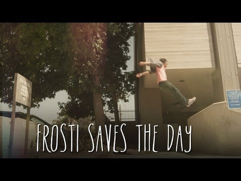 Frosti Saves The Day - Tempest Freerunning