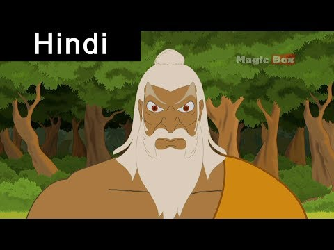 Episode 04 - Ramayana - Kids Animation / Cartoon Stories in Hindi