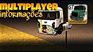 getlinkyoutube.com-Grand Truck Simulator - Informações Do Multiplayer + Ford Cargo