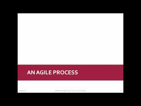 Lecture 4 - Software Engineering Process Examples and Case Studies