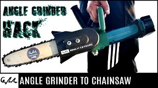 Angle Grinder Hack 4 (portable edition)