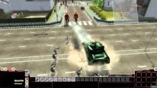 getlinkyoutube.com-Zombie vs Humans (men of war editor gameplay)