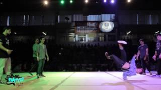 getlinkyoutube.com-First Round 4vs.4 Team Morocco vs. Dead Prezz International Royal Battle 2014