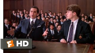 getlinkyoutube.com-Frank Defends Charlie in Court - Scent of a Woman (8/8) Movie CLIP (1992) HD