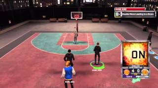 getlinkyoutube.com-Nba 2k15 1v1 16-0 Dropoff