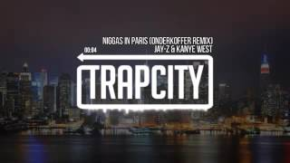 getlinkyoutube.com-Jay-Z feat Kanye West Ni***s in Paris Trap City Remix