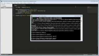 getlinkyoutube.com-Nodejs Tutorial - 1 - Creating a HTTP web server