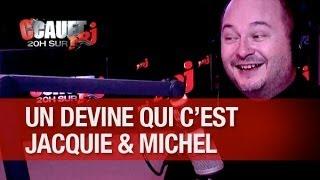 getlinkyoutube.com-Un devine qui c'est spécial Jacquie & Michel !!!! - C'Cauet sur NRJ
