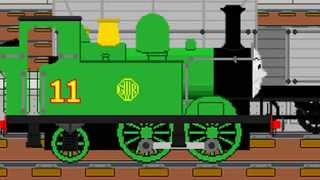 getlinkyoutube.com-Thomas and Friends Animated Remakes Episode 46 (Toad Stands By)
