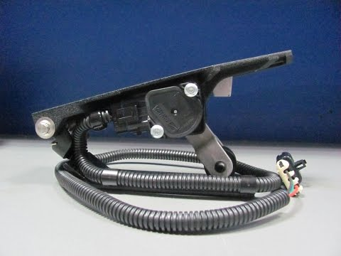 Педаль газа на рено магнум