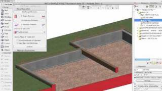 getlinkyoutube.com-ArchiCAD Tutorial | Terrain Modeling using Solid Element Operations