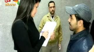 getlinkyoutube.com-سما المصري وهي تملأ أوراق ترشحها وتحصل علي رمز الدبابة