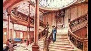 getlinkyoutube.com-RMS Titanic. Grand (and Aft) staircase now and then
