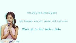 TWICE (트와이스) LIKEY Lyrics (Han Rom Eng) Color Coded