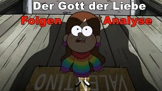 getlinkyoutube.com-Gravity Falls - Der Gott der Liebe Folgen Analyse und Secrets [HD/DE]