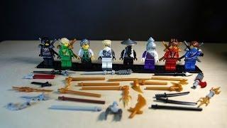 getlinkyoutube.com-LEGO Ninjago Rebooted Bozhi Bootleg 2 + Vs DeCool Review