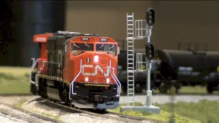 HO Unit Molten Sulphur Train