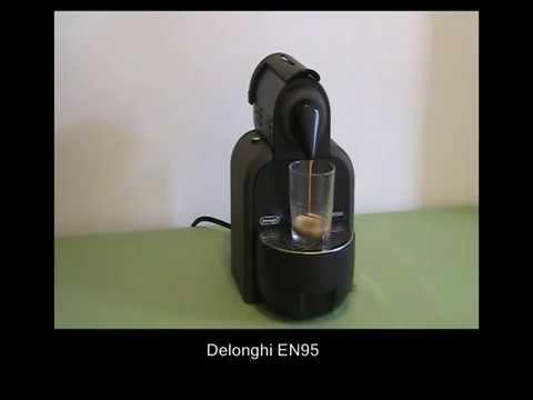 Delonghi EN95 y NE-CAP