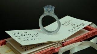 getlinkyoutube.com-Pop Up Proposal Card