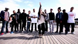 getlinkyoutube.com-Laura aka Nala Freestyle Criminalz  (official Videoclip)