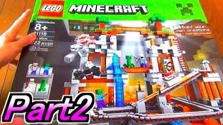 getlinkyoutube.com-マイクラのLEGOブロックをやってみたPart2【赤髪のとも】 I tried a Lego block in minecraft.