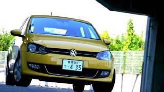 【日本最速試乗!】VW新型ポロTSI公道試乗/VW NEW POLO TSI HILINE TESTDRIVE