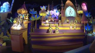 getlinkyoutube.com-It's A Small World Hong Kong Disneyland