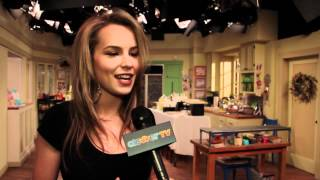 "getlinkyoutube.com-""Good Luck Charlie"" Special Delivery Special Cast Interviews - Bridgit Mendler, Jason Dolley"