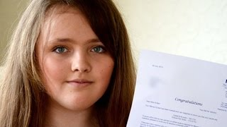 getlinkyoutube.com-12 Yr Old Girl Scores Higher IQ Than Albert Einstein & Stephen Hawking