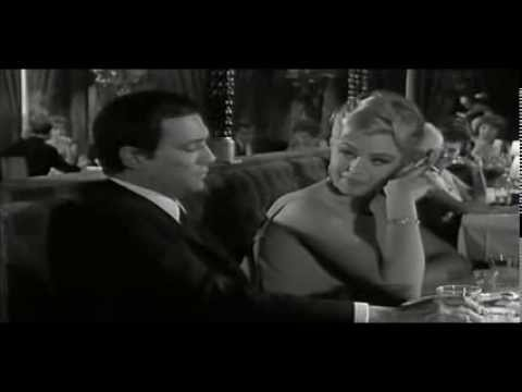 Margaret Nolan in Three Rooms in Manhattan (1965)