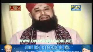 getlinkyoutube.com-Mithro Muhammad Aayo - Sindhi Naat By Owais Raza Qadri - New Album 2012