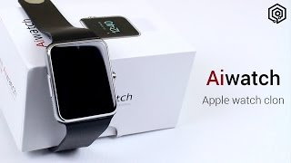 getlinkyoutube.com-Aiwatch - El primer clon del Apple Watch