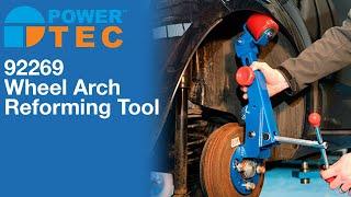 getlinkyoutube.com-Power-TEC 92269 Wheel Arch Reforming Tool
