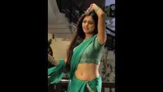 Monal Gajjar Hot Navel Show