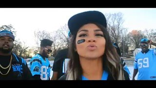 CAM NEWTON-DABB ON DEM FOLKS with KBE(OFFICIAL VIDEO)