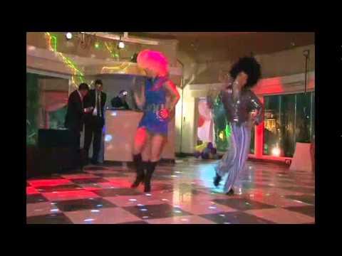 Pareja de Baile - Musica Disco