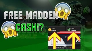 "How To Get FREE MADDEN MOBILE CASH! ""Free Madden Mobile Cash"" (Free Madden Cash!?)"